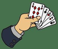 Pokerhänder och strategi